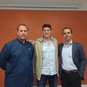 Ciudadanos (C's) Sevilla busca soluciones para los trabajadores del IMD
