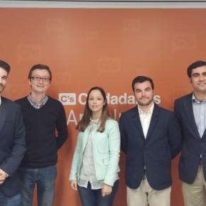 Ciudadanos (C's) Sevilla se reúne con COAMBA para trabajar por el Medio Ambiente