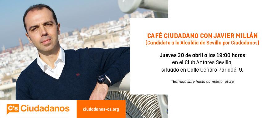 Cafe Ciudadano Millán