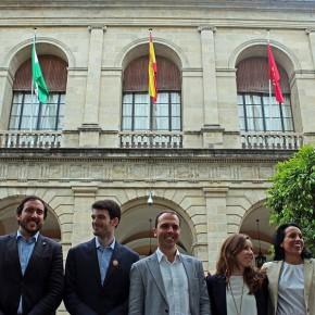 """Ciudadanos ha presentado su candidatura al Ayuntamiento como """"la alternativa del cambio sensato"""""""