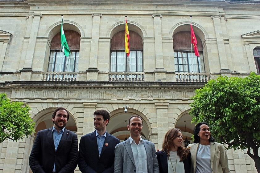 Candidatos en el Ayuntamiento