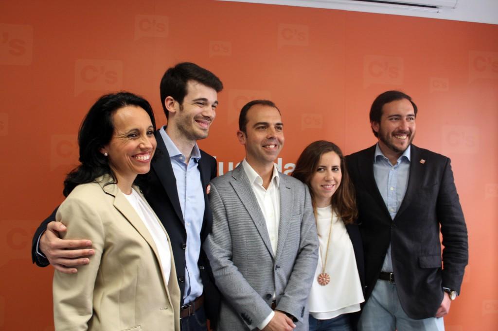Presentación Candidatos Sevilla