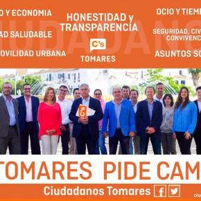 Programa electoral de Ciudadanos (C's) Tomares
