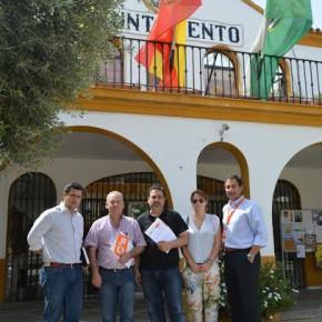 Ciudadanos Bormujos denuncia el rechazo de su moción de políticas sociales