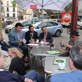 """Javier Millán: """"Asumimos el compromiso de hacer cumplir las ordenanzas sin arbitrariedades"""""""