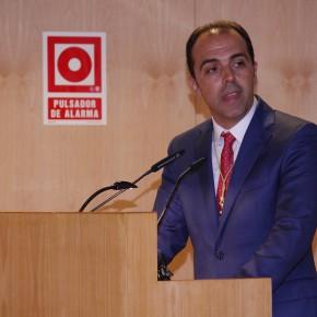 Discurso de Javier Millán, diputado provincial de Ciudadanos (C's) (Vídeo)