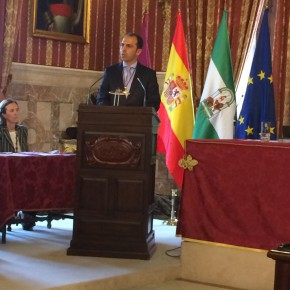 """""""Nuestra ilusión es Sevilla, no nos podemos permitir defraudarla"""" (Javier Millán)"""