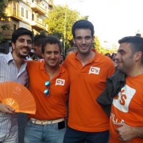Ciudadanos (C's) apoya la igualdad en el Día Internacional del Orgullo LGBT