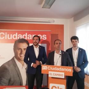 """Javier Millán: """"Nuestro objetivo es influir en conseguir que esta ciudad cambie"""""""