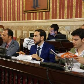 C's consigue que se impulse la delegación de competencias sociales al Ayuntamiento