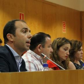La Diputación aprueba la moción de C's para recuperar las competencias sociales