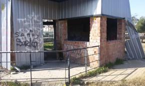 C's denuncia el estado de la pista de BMX del Parque de Miraflores