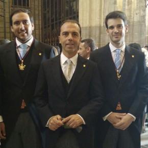 Ciudadanos ha participado por primera vez en la Procesión de Nuestra Señora de los Reyes