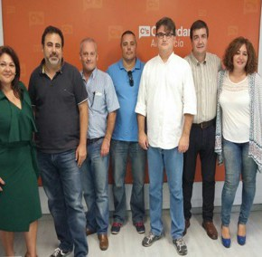 Ciudadanos (C's) Bormujos se constituye oficialmente como Agrupación Local