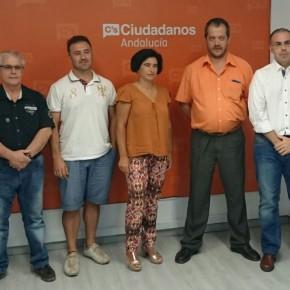 La Agrupación de Distrito Norte (Sevilla)  de Ciudadanos empieza a andar