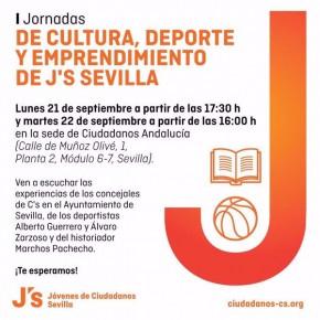Jornadas de Cultura, Deporte y Emprendimiento de J's Sevilla