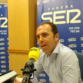 Javier Millán en 'Hoy por hoy' de Cadena SER