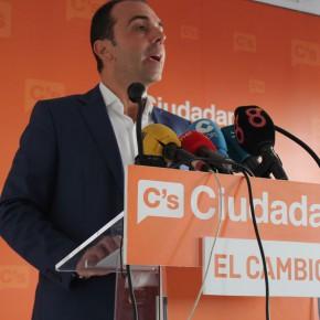 """Millán (C's): """"La comisión de Fitonovo debe estar presidida por un partido sin mochilas"""""""