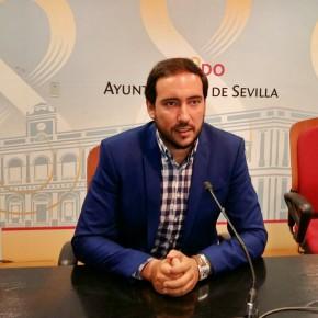"""Moraga pide """"concreción y certeza"""" para """"garantizar el futuro de las calesitas de San Gonzalo como memoria viva del barrio de Triana"""""""