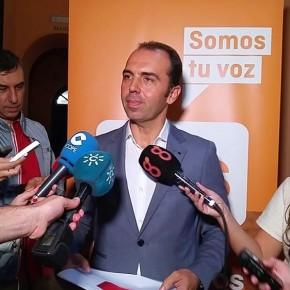 C's pedirá en el Pleno de hoy más vigilancia para el Puente de Hierro (Prensa)