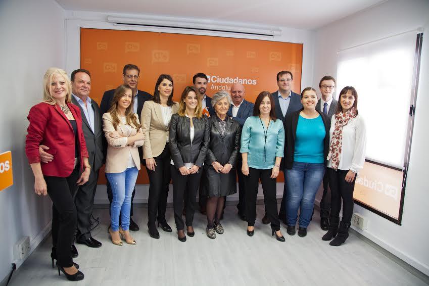 Candidatos al Congreso y Senado por Sevilla