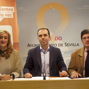 Millán (C's) pide partidas para eliminar trabas administrativas y controlar el gasto público