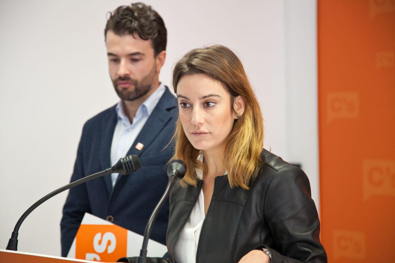 Virginia Rueda de Prensa