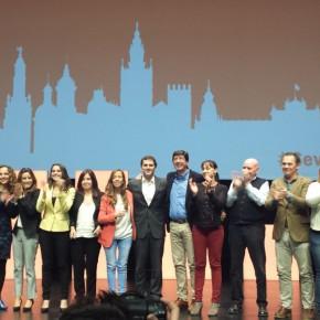 Centenares de afiliados y simpatizantes viajan este domingo a Madrid para asistir el acto central de la campaña
