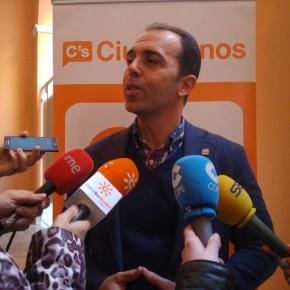"""Millán (C's): """"La ejecución de la ordenanza de transparencia será clave para aumentar la confianza de los sevillanos en su Ayuntamiento"""""""
