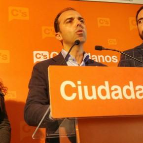 C's iniciará en el Ayuntamiento de Sevilla una petición municipal para suprimir las diputaciones