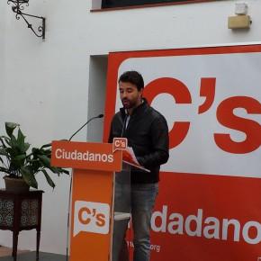 """Pablo Cambronero: """"Ciudadanos no nos propone un programa electoral, nos propone un nuevo modelo de vida"""""""