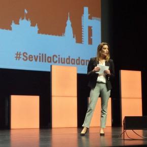 """Virginia M. Salmerón: """"Queremos una ley de mecenazgo que haga efectiva la participación de la sociedad en el sostenimiento de los productos culturales"""""""