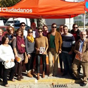 """Virginia M. Salmerón: """"el Aljarafe es uno de los puntos más fuertes para Ciudadanos en Sevilla"""""""