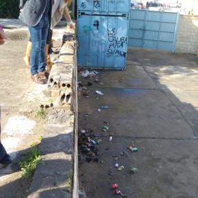 """Millán (C's) exige """"medidas inmediatas ante los constantes actos vandálicos y robos en El Porvenir"""""""