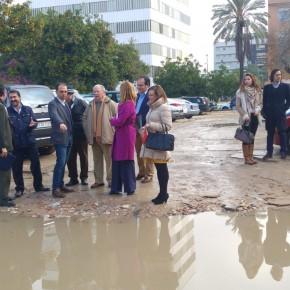 """C's pedirá en Pleno """"higiene, adecuación y un futuro"""" para el abandonado solar municipal de la calle Porvenir"""