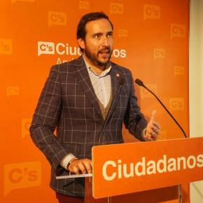 """Moraga (Cs) destaca """"el primer paso para tener presupuesto"""" y señala que """"el PP se ha retratado"""""""