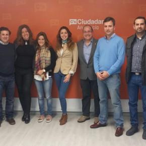 Conformado el Subcomité Provincial de Ciudadanos Sevilla