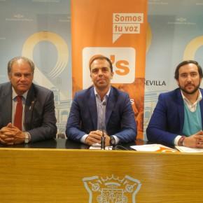 """C's propone el reconocimiento plenario para """"el encomiable compromiso y la labor social"""" de las Hermandades y Cofradías de Sevilla"""