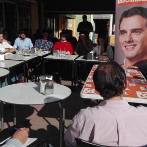 Éxito de asistencia en el primer Café Ciudadano sobre Movilidad y Transporte Público en el Aljarafe