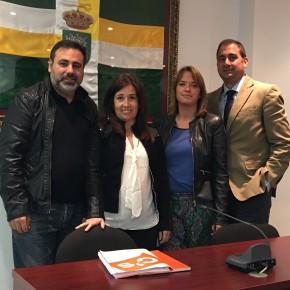 """Manuel Romero (C's):  """"Los presupuestos municipales aprobados no contemplan la creación de empleo ni la dinamización de la economía local"""""""