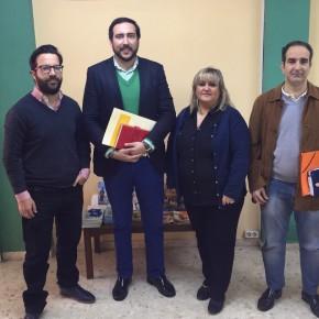 Moraga (C's) apuesta por incluir a las asociaciones de comerciantes en las nuevas Juntas Municipales de Distrito