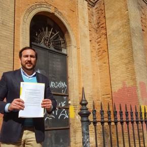 """Ciudadanos exige el cumplimiento del acuerdo """"para la seguridad y puesta en valor del centro Paterri"""""""