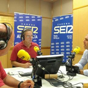 Entrevista a Javier Millán en 'Hoy por Hoy', de la Cadena SER