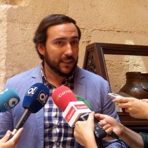 """Moraga (C's) exige al gobierno """"que cumpla y constituya la comisión para poner en valor el Puente de Hierro"""""""