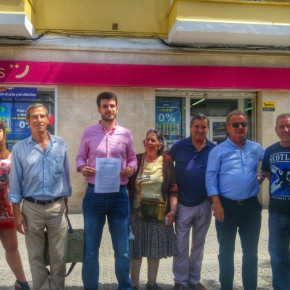 Ciudadanos pide aumentar la presencia policial en Eduardo Dato para resolver la inseguridad de los vecinos