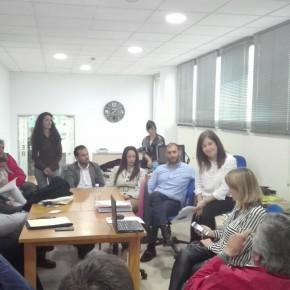 Ciudadanos Bormujos debate con empresarios y trabajadores sobre medidas de empleo y apoyo a los autónomos