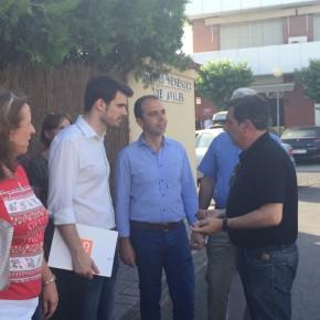"""Moyano (C's) reclama actuaciones urgentes """"para garantizar la seguridad de los menores en las calles de Santa Clara"""""""
