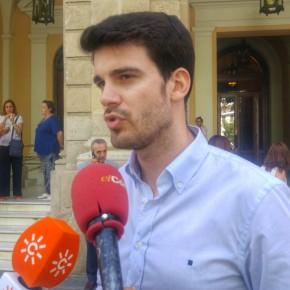 """Moyano (Cs) reclama """"garantizar la seguridad en el parque de María Luisa acelerando las actuaciones sobre el arbolado"""""""