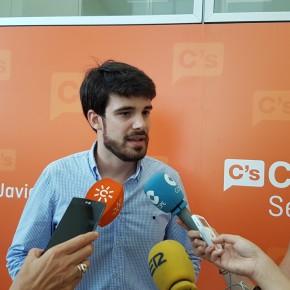 Ciudadanos pide mejoras para los alumnos del CEIP José María del Campo
