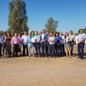 """Millán (C's) presenta """"un proyecto sólido"""" para construir un parque de 3000 metros cuadrados en Bellavista"""
